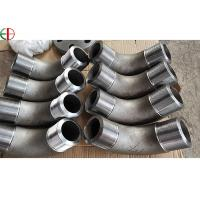China Flange Connection Stainless Steel Alloy 90 Degree 1.4418 Pipe Fitting Elbow on sale