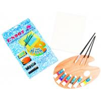 Best Small Art Painting Set Oil Painting Kits For Adults High End Stretched Canvas Attached wholesale