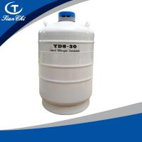 Cheap TianChi Liquid Nitrogen Biological Container 30L Aviation Aluminum Tank Price for sale