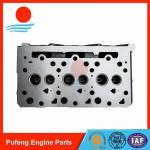 Best Kubota D1703 D1705 cylinder head 16444-03045 16467-03049 16467-03050 L2900 L3300 L3410 L3430 wholesale