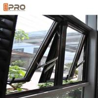 Best Dust Resistance Aluminum Top Hung Window For House Projects Customized Size wholesale