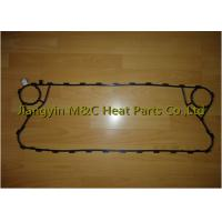 China Food Grade Apv Heat Exchanger Gaskets , Plate Type Heat Exchanger Parts Silicone Rubber SR2 on sale