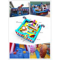 Best Qiqi inflatable icecream toddler bouncy playground wholesale