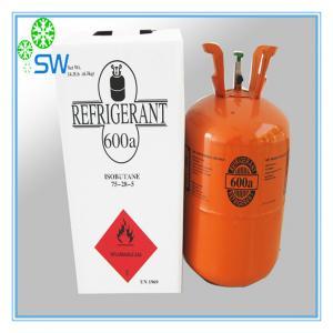 Refrigerante r600a gas for sale isobutane refrigerant r600a gas