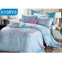 Best Duvet Wedding Anniversary Floral Cotton Elegant Bedding Sets Soft Hand Feeling wholesale