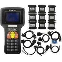 China Smart T-Code T300 Car Key Programmer Latest Version 9.8 on sale