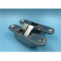 Best High Security Mortise Mount Invisible Hinge With Riveted Hinge Pin wholesale