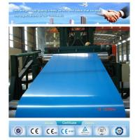 Best Good price!!! blue color prime quality ppgl steel sheet for roofing wholesale