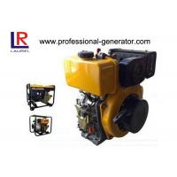 China Power Value 10 Hp Air-cooled Diesel Fuel Engine Generator for Water Pump on sale