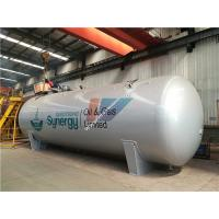 China Cooking Gas Refilling LPG Gas Tanker Truck For LPG Station Plant ASME 50 Cbm 25MT on sale