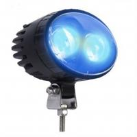 Best Mini Blue Led Light Spotlight For Vehicles Forklift 5W Wattage LW19R Base Type wholesale