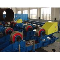 Best 400T Hydraulic Pressure Pipe Welding Rollers , Conventional Pipe Rotators wholesale