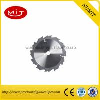 China TCT Circular Saw Blade / Industrial Metal Cutting Band Saw 12 inch Metal Cutting Blade on sale