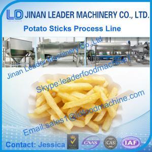 Best Potato chips sticks food processing line,automatic machine best service wholesale