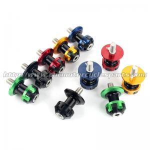 China Kawasaki Motorcycle Spare Parts anti - friction 10mm Swingarm Spool Slider on sale
