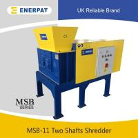 China Industrial solid waste shredder machine for sale with UK design and CE on sale