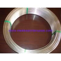 Best TP316 / 316L Stainless Steel Coil Tube Pickled / Bright Annealed Surface ASME SA213 wholesale
