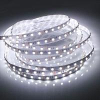 Buy cheap DC12V - 24V 60 leds 4.8W SMD3528 LED Strip 4000K - 5000K Day White , Flexible from wholesalers