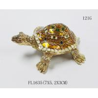 China China Manufacturer Turtle Shape Trinket Box Turtle Jewelry Box for Jewelry on sale