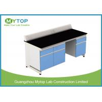 Best University Laboratory Furniture With Black Granite Worktop Adjustable Height wholesale