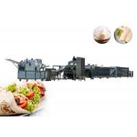 Cheap 3600 Piece Productivity Tortilla Machine 304 Stainless Steel for sale