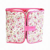 China Lovely Cosmetic Bag with Mirror, Enough Space to Collect on sale