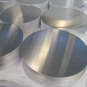 Cheap Utensil Aluminum Circle Blanks / Aluminium Discs Circles Mill Finished Flat for sale