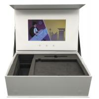 China 7 inch screen Unique Product Ideas Lcd  presentation box Display Video Brochure Gift Box on sale
