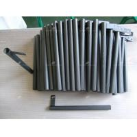 China Esay to install on site High electrocatalytic activity CPCC MMO Titanium Tubular Anodes for soil seawater on sale