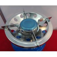 Best camping Portable Gas Burner,gas cooker Stainless Steel Material and brass control TL-215B wholesale