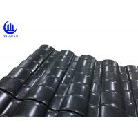 Best Beautiful Villa ASA Color Corrugated Plastic Roofing Sheets Customized For New Countryside wholesale