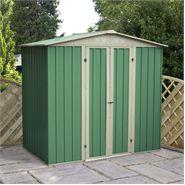 China metal shed /measure 311x351x205cm on sale