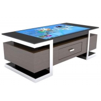 Best 55 65 Inch PCAP Smart Touch Screen Table Capacitive Multi Touch Screen Table wholesale