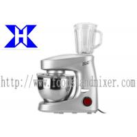 Best 1200W Spray Sliver Multifunction Stand Mixer With Stainless Bowl and Blender wholesale