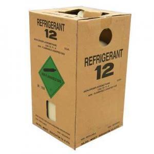 China CAS 75-71-8  Refrigerant Gas R12 on sale