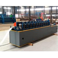 PLC Control System Light Keel Roll Forming Machine For Colored Glaze Steel Tile