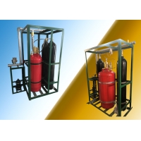 China 6.0Mpa Hfc227ea Piston Flow Fire Fighting Equipment on sale