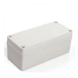 Best IP66 180x80x85mm Waterproof Box For Outdoor Electronics wholesale