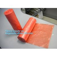 Best Durable Recyclable Biodegradable Laundry Bags On Roll , Custom Made Laundry Bags wholesale