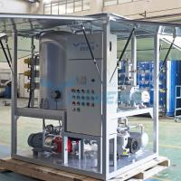 China Chongqing Manufacturer Transformer Oil Filtration Plant with Cover on sale