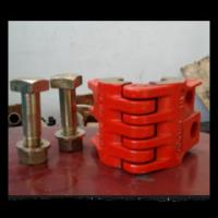 Best oil wellhead API 8C polished rod clamp with high quality from china supplier wholesale