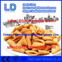 Best Hot sale Automatic Crispy chips processing line,salad/bugles making machinery wholesale