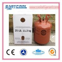 Best Refrigerante R407c Gas With 99.9% Purity 25lb Disposable Cylinder wholesale
