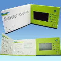 China video greeting card  video greeting card module video brochure on sale