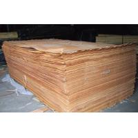 Best Yellow Rotary Cut Okoume Veneer For Chipboard , 0.2 mm - 0.6 mm Thickness wholesale