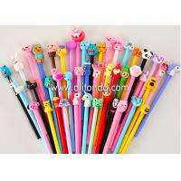 Best Promotional plastic ballpoint pvc decoration pen for company advertising school bank office gifts wholesale