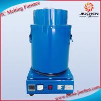 Best JC 5kg Copper Gold Silver Melting Furnace with 3.6kw wholesale