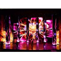 Buy cheap High Resolution SMD2121 Full Color Rental Led Displays , Super Thin stage led from wholesalers