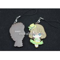 Best Promotional gifts for Anime Company custom Japanese cartoon figure shape pendants custom for film promotion wholesale