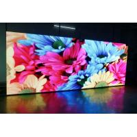Best HD Wall Video Truck / Car / Van Mobile LED Display Cabinet Advertising P8 wholesale